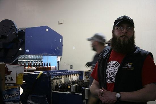 Yukon brewery