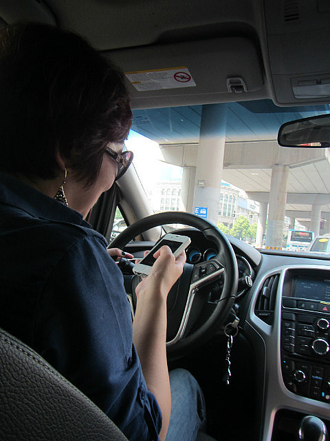 May texting while driving