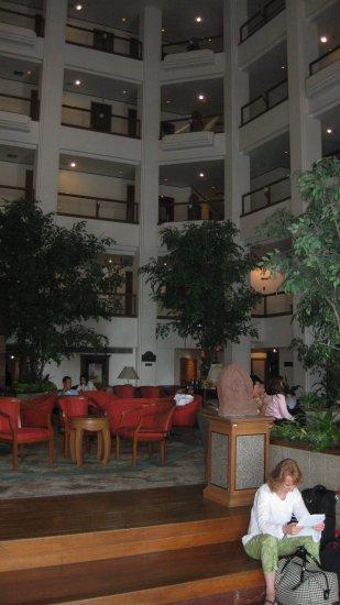 Sima Thani lobby 2
