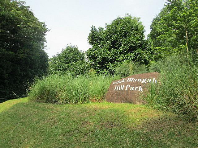Talok Blangah Park