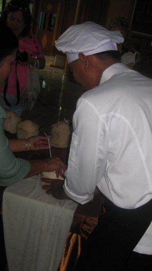Coconut master