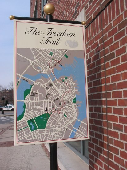 Freedom trail 2