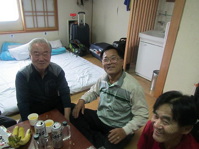 Drunk Korean men