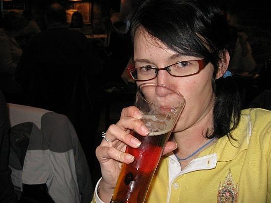 Me vs. 3 brasseurs beer