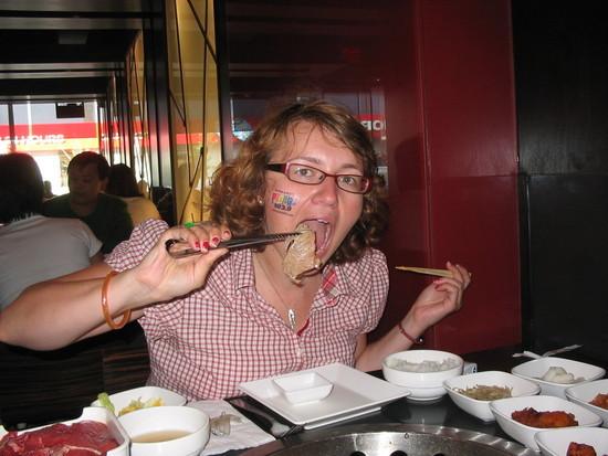 Me vs. Korean BBQ