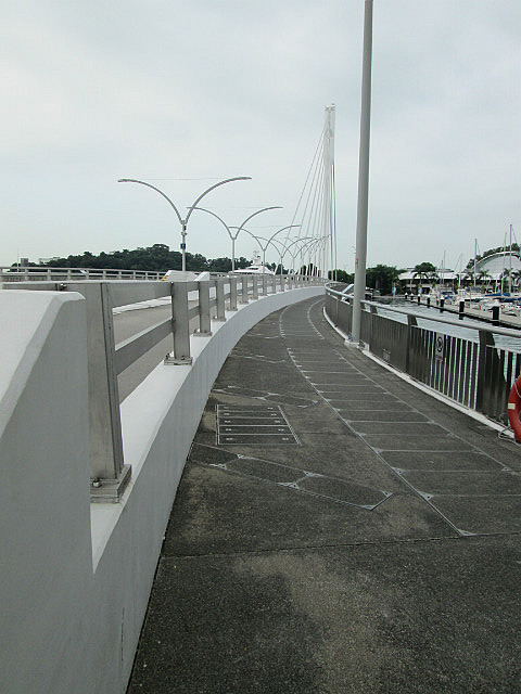 Keppel Island bridge
