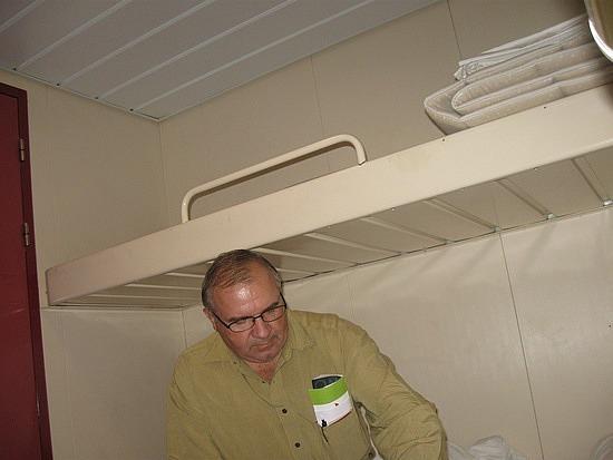 Dad vs. bunk