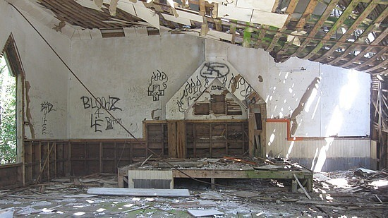 Broken church 2