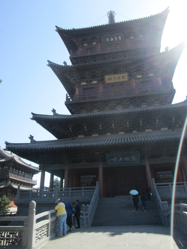 Huayuan temple