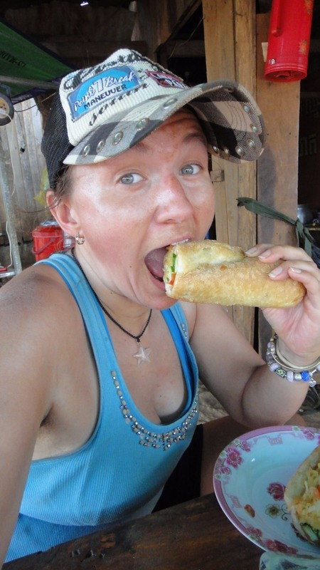 Amazing sandwich