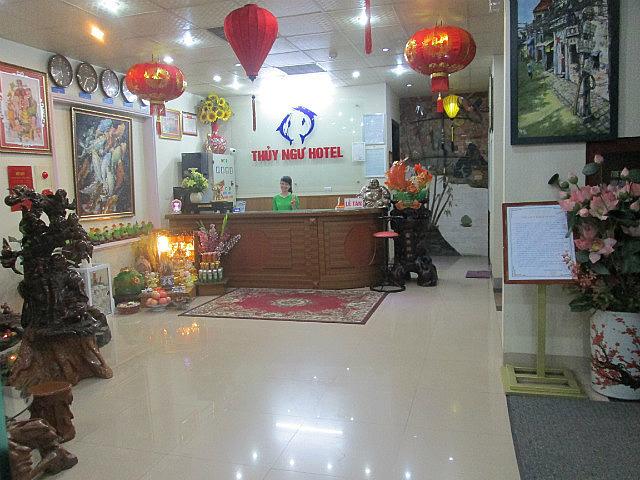 Thuy Nga Hotel lobby