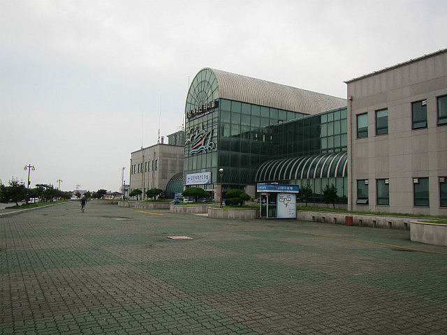Pohang ferry terminal