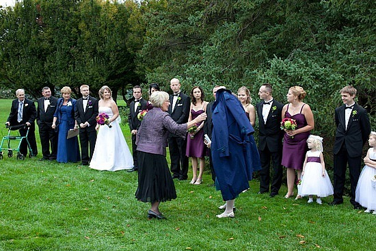 More wedding party
