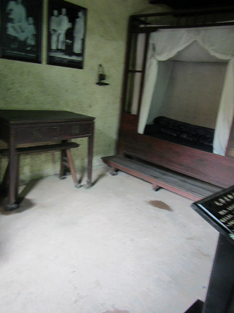 Mao's bedroom