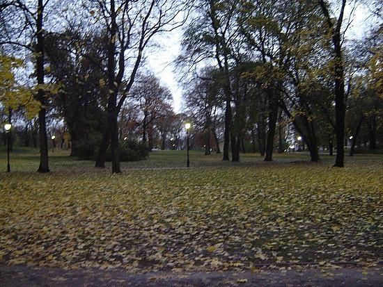 Park in Oslo