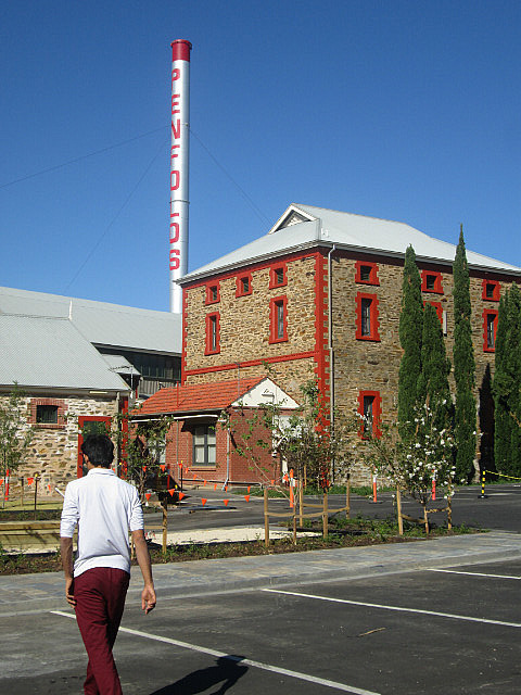Penfold's winery