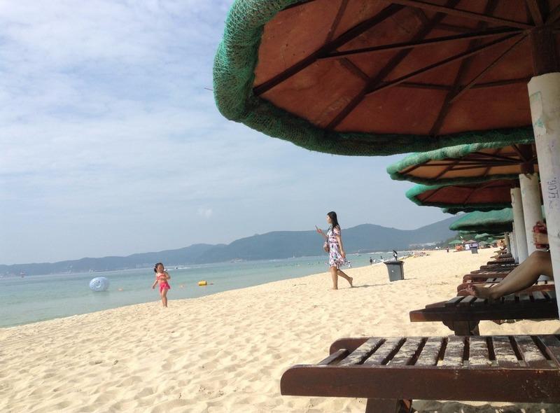 Yalong beach
