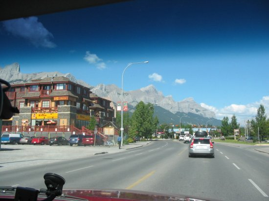 Canmore is beautiful