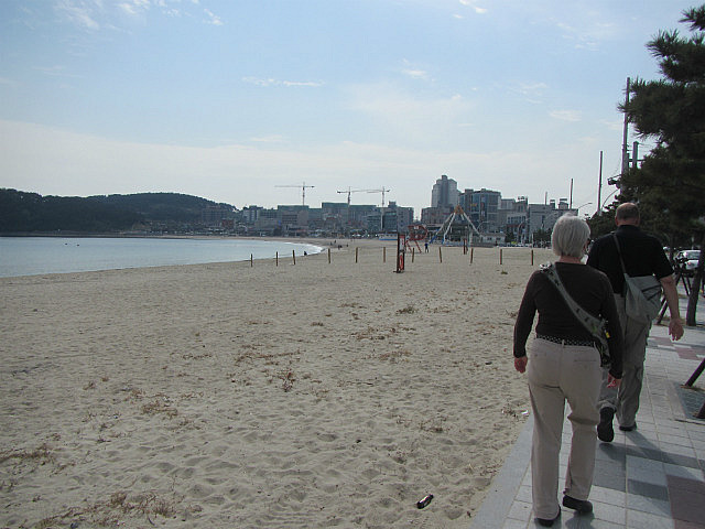 Ulsan beach