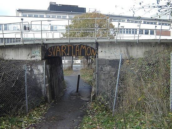 Svartlamon