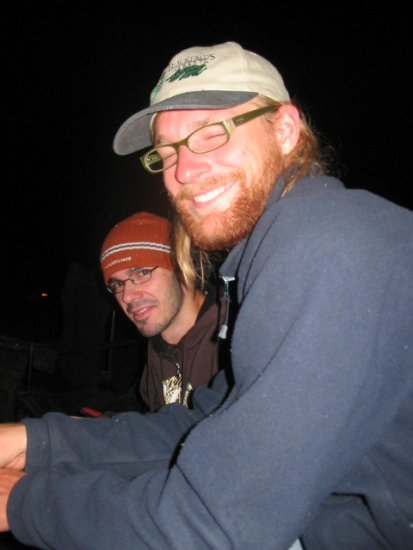 Ryan and Mark