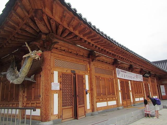 Jeonju Hanok fan museum