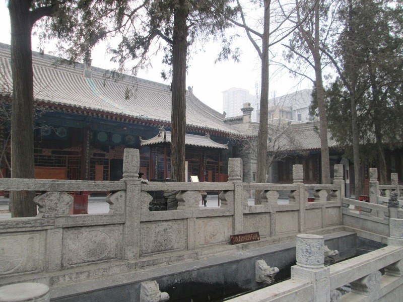 Temple of the Eight Immortals