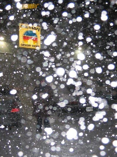 Me in snow