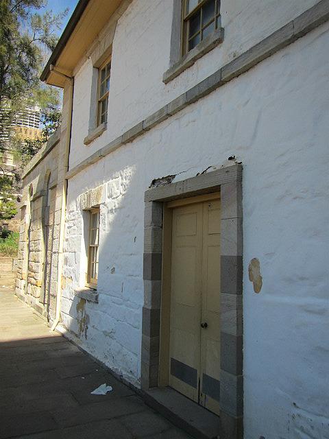 Cadman's cottage