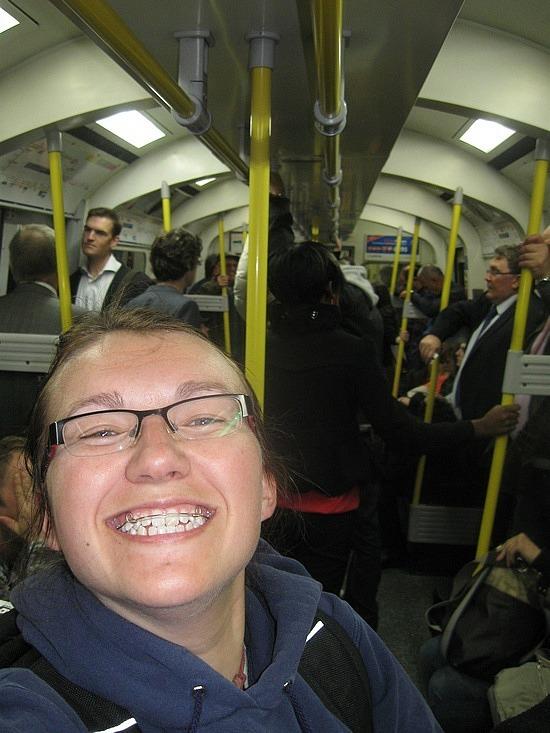 Me vs. Tube