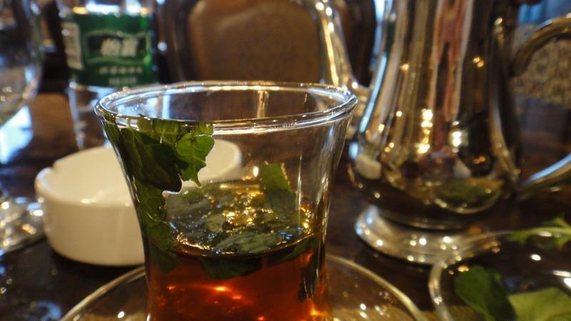 Macro and tea