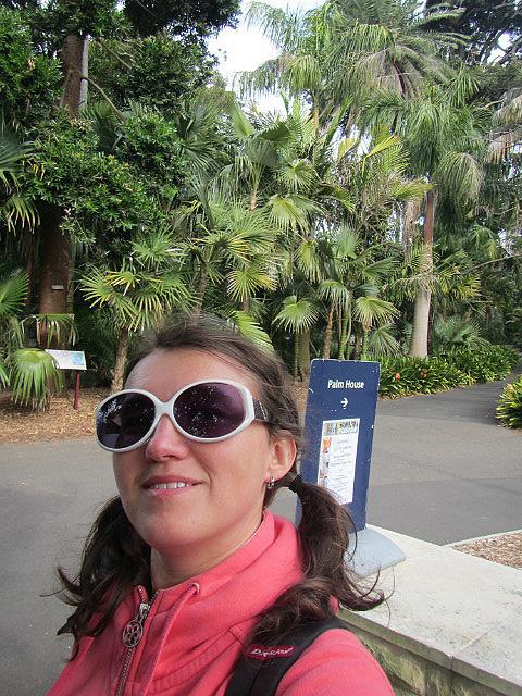 Me vs. Royal Botanical Gardens