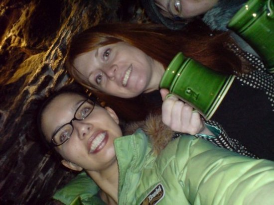 Lisa/Shylo drinking