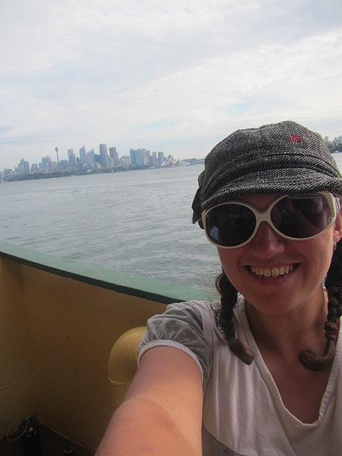 Me vs. ferry