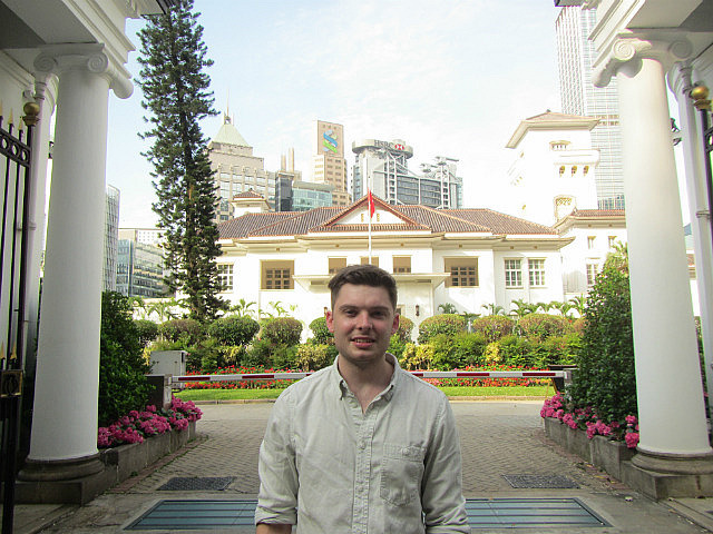 Nick and government house