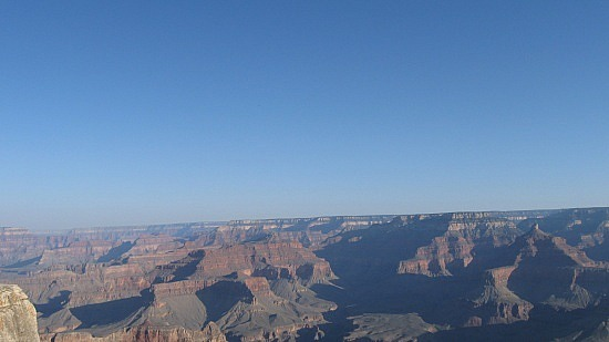 Grand Canyon in the morning