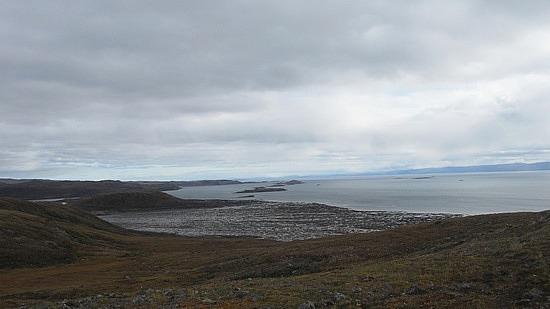 Apex landscape