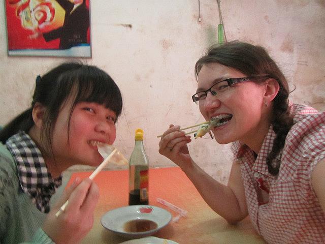 Me and Laan Liu