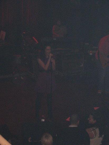 Amanda Morcheeba singer
