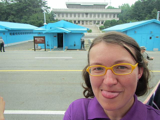Me vs. North Korea