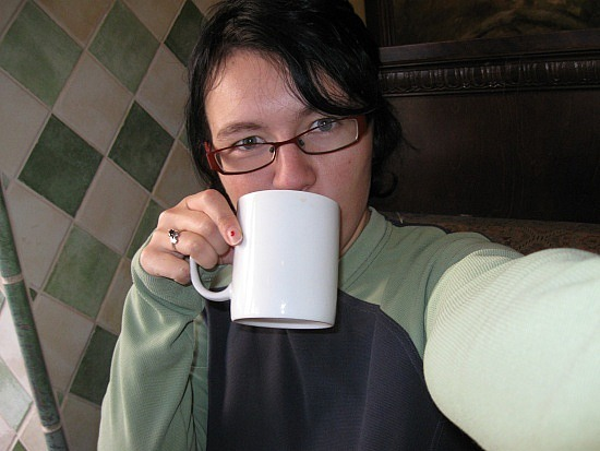 Me vs. coffee