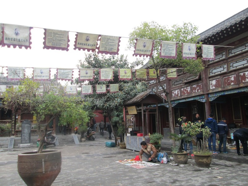 Temple marketplace