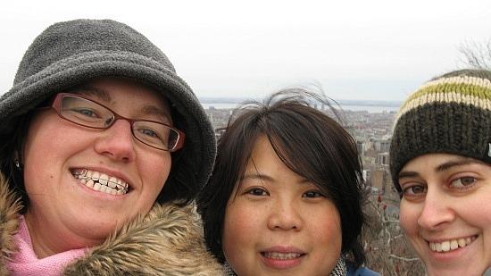 Me, Wai-Yin, Valerie