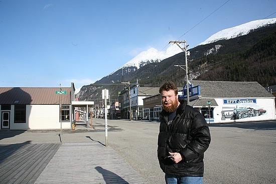 Peter in Alaska