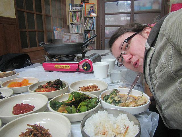 Me vs. Fish stew