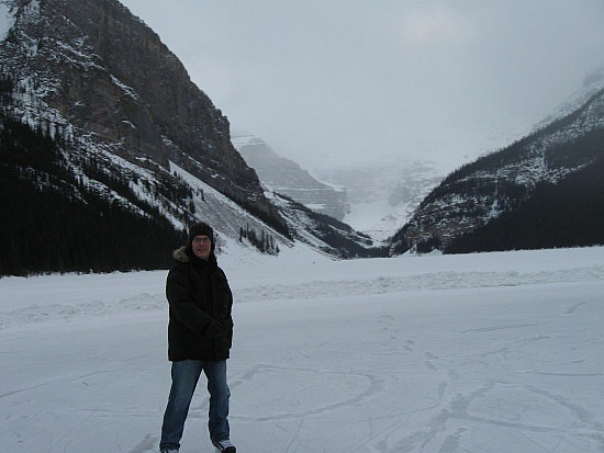 Keith vs. Lake Louise