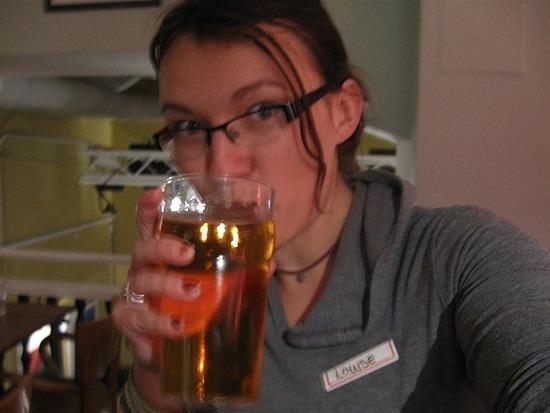 Me vs. Finnish beer