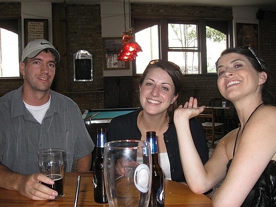 Josh, Jamie, Casey