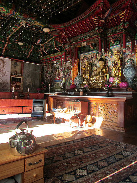 Maisan temple