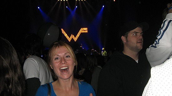 Shylo vs. Weezer lights